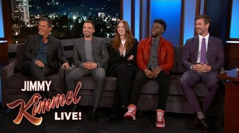 Avengers Infinity War Cast Reveals What They Stole from the Set-2