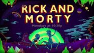 Rick y Morty Temporada 1 Promo