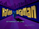 Harvey Birdman, Abogado