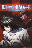 Death note dvd