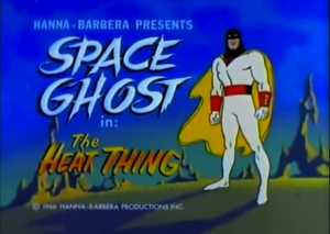 Space Ghost title