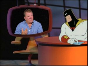 Space Ghost Shatner