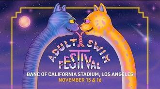 Adult Swim Festival 2019 Nov 15 & 16 adult swim