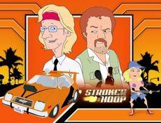 Stroker and hoop-show