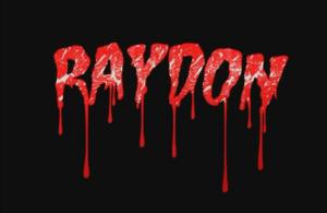 Raydon title card