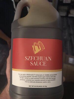 Szechuan Sauce 64oz