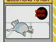 Adult Swim's first aid era from early 2003