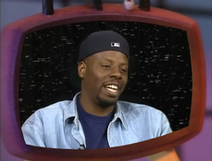 Schooly D Space Ghost