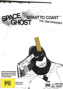 Space Ghost Vol 4