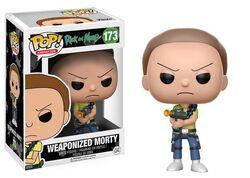 12440 RickMorty Weaponized Morty