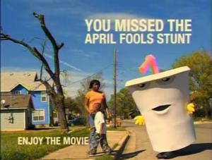 April Fools 2008