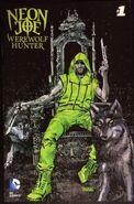 Neon Joe, Werewolf Hunter (comic)