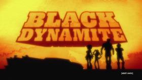 Black Dynamite title