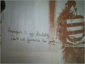 An ad in I-D magazine=bram cohen really does have this thing (asperger's)