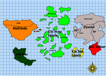 The new map