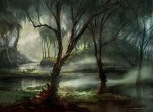 Dra`vakaar swamp