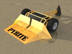 Pyrite 3x