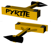 Pyrite Render