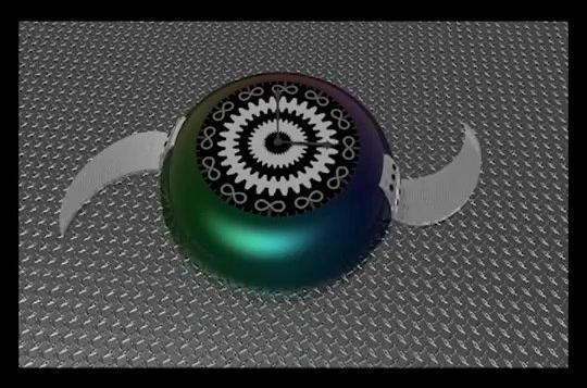 Spectrum of Eternity-0