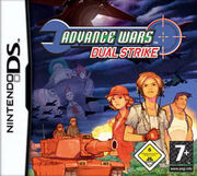 252px-Advance Wars DS cover art