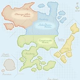 Cosmo Land | Advance Wars Wiki | FANDOM powered by Wikia