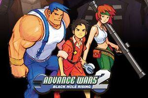 Advance Wars 2 Art