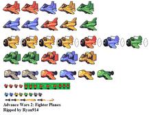 Advance wars planes