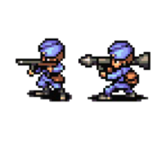 Blue Moon's Infantry