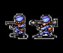 Blue Moon's Infantry