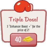 Triple Dose