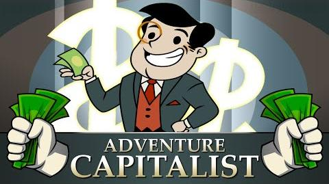 AdVenture Capitalist 10 - Garnitur i Platyna (DarmoGranie)