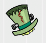 Franken-Hat Badge