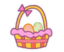 Basket Badge