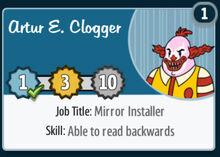 Artur-e-clogger
