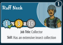 Ruff-neck