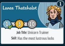Lance-thatchalot