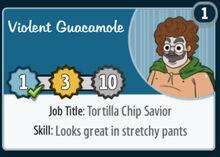 Violent-guacamole