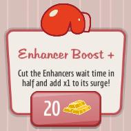 Enhancer Boost +