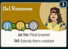 Axl-roseanne
