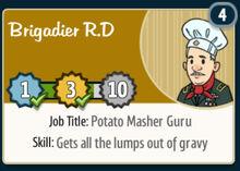 Brigadier-rd