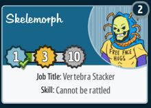 Skelemorph