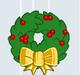 Cap-carol-gold-wreath-badge