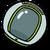 Center Crater Helmet