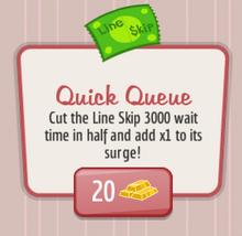 Quick Queue