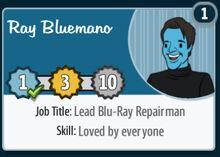 Ray-bluemano