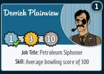 Derrick-plainview