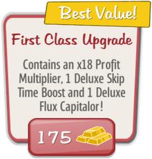 2018FirstClassUpgrade