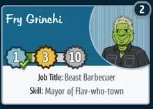 Fry-grinchi
