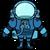 Blue View Spacetux