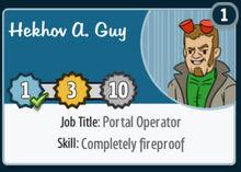 Hekhov-a-guy